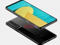 Смартфон LG Stylo 7 5G со стилусом показался на качественных рендерах