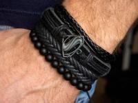 Мужские браслеты: стиль и красота в каждом изделии