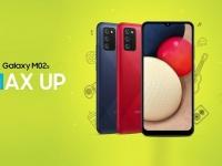 Представлен потенциальный бестселлер Samsung Galaxy M02s