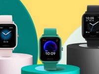 Amazfit покажет на CES 2021 новые умные часы и TWS-наушники