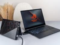 ROG Flow X13 – 13-дюймовый игровой ноутбук-трансформер  с графической док-станцией