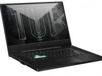 ASUS представляет тонкий и легкий игровой ноутбук TUF Dash F15