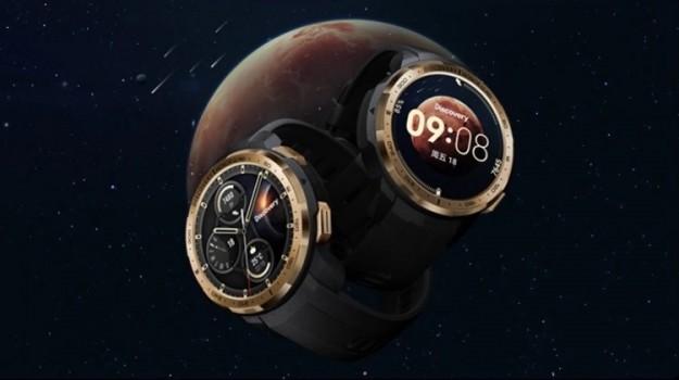 Honor и Discovery представили защищённые смарт-часы Watch GS Pro Mysterious Starry Sky Edition