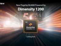 Blackview BL8000 - первый в мире защищенный 6-нм телефон смартфон на чипе MediaTek Dimensity 1200