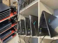Китайские майнеры скупают ноутбуки с видеокартами GeForce RTX 30-й серии для добычи Ethereum