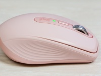 Видео обзор! Чисто женская, 100% премиум - розовая мышка Logitech MX Anywhere 3