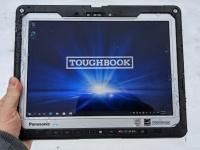 Panasonic представила защищенный Windows-планшет Toughbook 33 на Intel Comet Lake за $5500