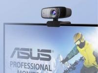 ASUS Webcam C3 – качественные видеоконференции в разрешении Full HD