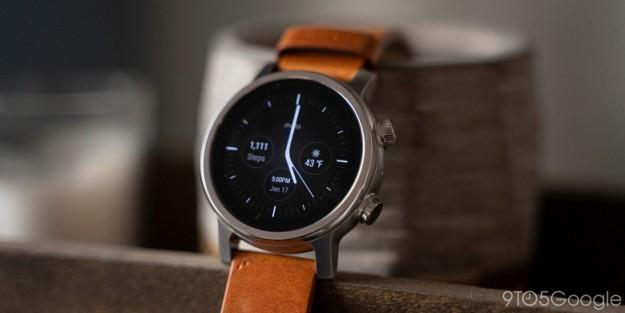 Умные часы с платформой Google стали «дружелюбнее»