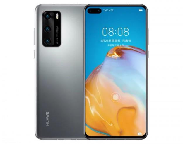 Представлен смартфон Huawei P40 4G с двойной селфи-камерой и чипом Kirin 990 по цене 5
