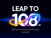 Бренд realme представил свою первую камеру на 108 МПикс