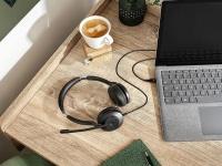 Jabra объявила о выпуске Jabra Evolve2 30 — экономичной, легкой и удобной гарнитуры для продуктивной работы