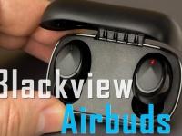Blackview Airbuds 1 - TWS наушники за $23.99. Видеообзор