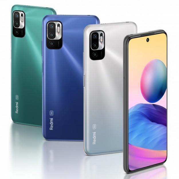 Представлены Redmi Note 10, Redmi Note 10S, Redmi Note 10 Pro и Redmi Note 10 5G - от 5499 грн в Украине