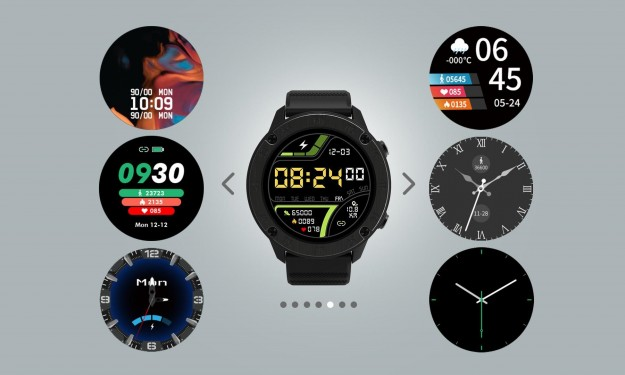 Представлены Blackview X5 – новые смарт-часы с ценником от .99 и защитой IP68