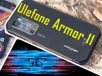 Видео анонс смартфона Ulefone Armor 11 5G