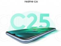 Доступный смартфон Realme C25 с тройной 48-Мп камерой выйдет 23 марта