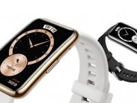 Huawei выпустила смарт-часы Watch Fit Elegant с поддержкой непрерывного мониторинга уровня кислорода в крови