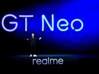 Мощный смартфон Realme GT Neo дебютирует 31 марта