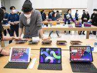 Apple представит в апреле новый iPad Pro с улучшенным процессором и камерами, и портом Thunderbol