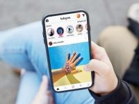 Для детей создают свой Instagram с контролем родителей