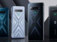 Xiaomi представила игрофон Black Shark 4 со 144-Гц экраном, 16 Гбайт ОЗУ и 120-Вт зарядкой