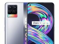 Представлен смартфон Realme 8 с экраном AMOLED, батареей на 5000 мА·ч и ценой от $206