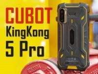 Видео Анонс! Cubot KingKong 5 Pro - смартфон новой эпохи. Бюджетный, с NFC и 2-мя динамиками