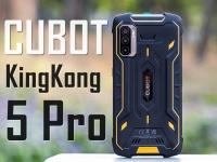 Видео анонс. Cubot KingKong 5 Pro - смартфон уже в продаже. От $129.99, купить себе или на перепродажу?!