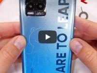 Пластик - не приговор! Realme 8 Pro прошел тесты на прочность