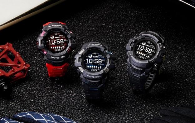 Casio G-Shock GSW-H1000-1 — первые настоящие умные часы G-Shock