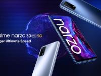 Helio G95, 5000 мАч, 6 ГБ ОЗУ и Android 11. Realme Narzo 30 выходит в апреле