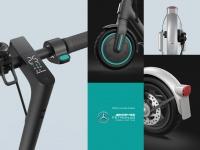 Эксклюзив от АЛЛО и Xiaomi: Mi Electric Scooter Pro 2 Mercedes-AMG Petronas F1 Team Edition уже в продаже
