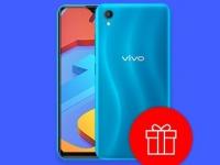 Товар дня: vivo Y1s в подарок при покупке vivo X50 Pro