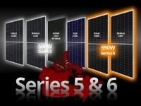 Canadian Solar повысила мощность стандартных солнечных панелей до 665 Вт