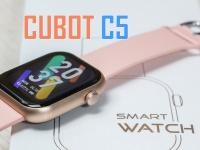 Выглядят дорого! Видео обзор Сubot С5 - смарт часы в стиле Apple Watch