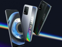 Представлен Realme Q3: Snapdragon 750G, 48 Мп и 5000 мАч за 200 долларов