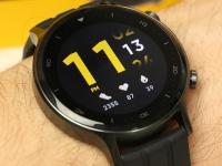 Видео обзор realme Watch S - смарт-часы 2021 года. Новые функции и новый дизайн