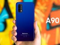 Новый бюджетный смартфон Blackview A90 уже доступен по цене $113,99