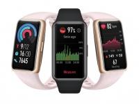 Смарт-часы Huawei Band 6 уже в Украине: две недели автономной работы и 96 режимов тренировок по цене от 1444 грн
