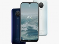 В Украине стартовали продажи смартфона Nokia G20 с аккумулятором емкостью до 3 дней