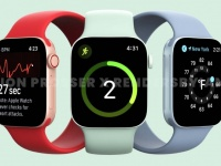 Большой редизайн Apple Watch Series 7 на качественных рендерах