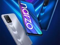 Представлен смартфон Realme Narzo 30 5G с процессором Dimensity 700 и 90-Гц экраном