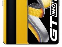 Realme GT Neo Flash: ну очень маленькое обновление игрофона