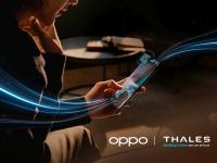 OPPO сотрудничает с Thales над созданием первой в мире eSIM, совместимой с 5G SA