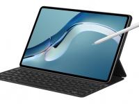Huawei представила MatePad Pro — флагманский планшет на HarmonyOS 2.0 и Kirin 9000