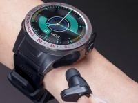 Умные часы с наушниками Wearbuds Watch стали хитом ещё до выхода