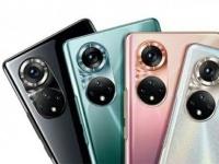 Смартфон Honor 50 показался на официальных изображениях с необычно оформленными камерами