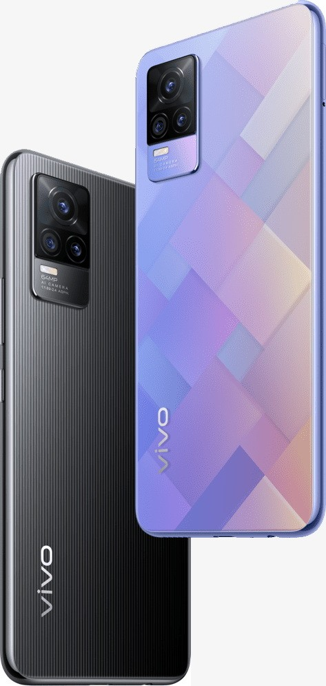 Анонс Vivo Y73 - недорогой смартфон с фигурным 3D-дизайном