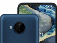 Анонс Nokia C20 Plus – крупные экран и батарея за сверхнизкий прайс